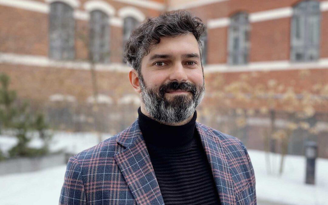 Meet the Team: Dinko Kortzanov, Managing Director