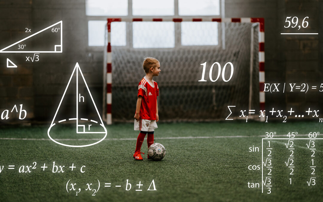 About football and data, without a single mention of VAR