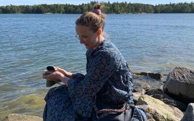 Meet the team: Viveka Forsman – Senior Art Director